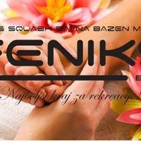wellness FenikS in SQUASHklubBLED