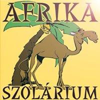 Afrika Szolárium Stúdió