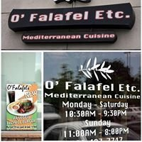 O'Falafel, Etc.