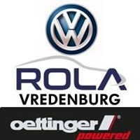 Rola VW Vredenburg