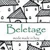 Beletage - die Kleidermanufaktur