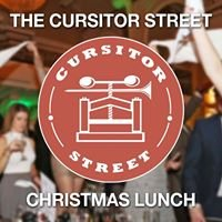 The Cursitor Street Lunch