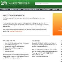 LS-tec 4x4 / Landy-Scheune