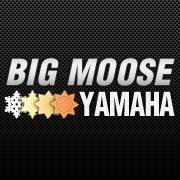 Big Moose Yamaha
