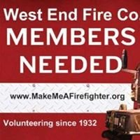 West End Volunteer Fire Company Station 43