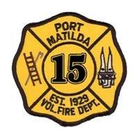 Port Matilda Fire CO. 15
