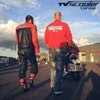 Tv Scooter Garage - Fabio/Alan
