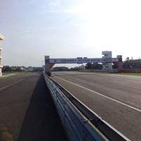 Madras motor race track, Irungattukottai