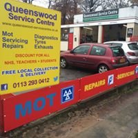 Queenswood Service Centre