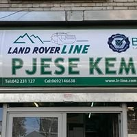 Land Rover-LINE