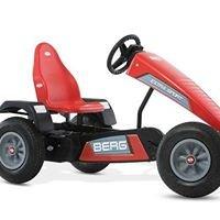 Best Toys Ever Revendeur BERG  Kart à pédales et Trampolines en France