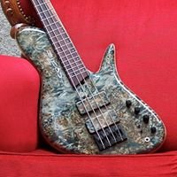 Cosme Bass Guitars Handcrafted
