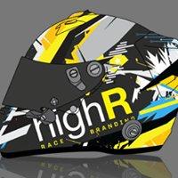 highR Motorsport Branding