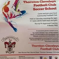 Thornton Cleveleys FC Function Room