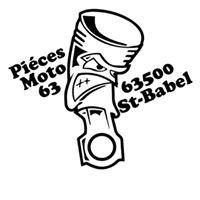 Pieces moto 63