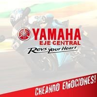 YAMAHA EJE CENTRAL
