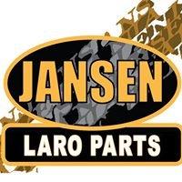 Jansen LARO Parts, Gespecialiseerd in Land en Range Rover