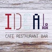 IDEAL   Restaurant · Café · Bar