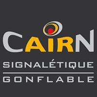 Cairn Signalétique Gonflable