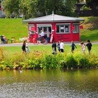 Kiosk am Werdersee