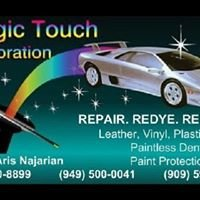 Magic Touch Restoration