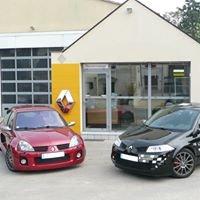 Renault Garage le village spécialiste renault sport