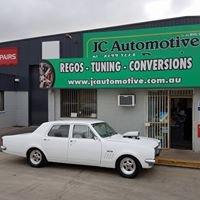 JC Automotive Repairs