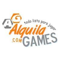 AlquilaGames - Alquiler de videojuegos en Lima - Perú