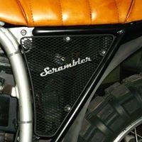 Scrambler 74  garage