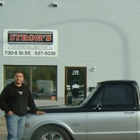 Stroh's Custom Collision Ltd.