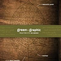 green & graphic