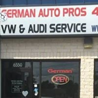 German Auto Pros
