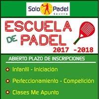Solo Padel Sevilla