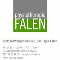Praxis für Physiotherapie und osteopatische Techniken  FALEN