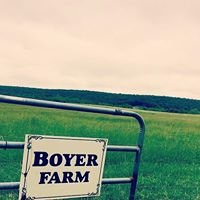 Boyer Farm Track