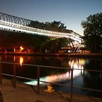 Slinky Springs Brücke