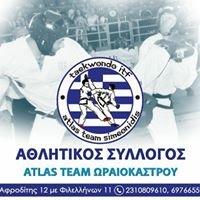 Taekwondo Atlas Ωραιοκάστρου