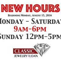 Classic Jewelry & Loan