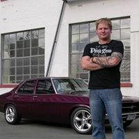 Automotive Photography by Barry