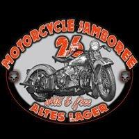 Motorcycle Jamboree Altes Lager Bei Jüterbog Harleys,