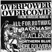 Overpower Overcome Fanzine