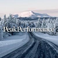 Peak Performance Store Knokke