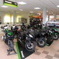 Motorrad Service Scheibe
