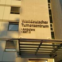 Universitätsklinikum Essen - Westdeutsches Tumorzentrum