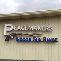 Peacemakers Indoor Gun Range and Sales