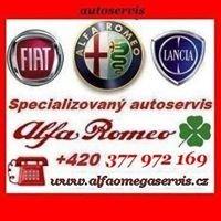 Autoservis Alfa Romeo - dílny Průcha