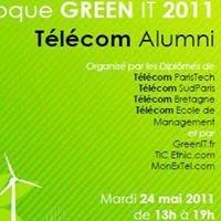 Colloque Green IT