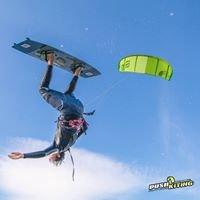Push Kiting Kitespot, Frinton