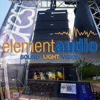 Element Audio Hire