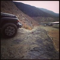 Azusa Canyon OHV area